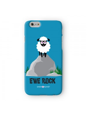 Sassy - Ewe Rock #10823 Full Wrap 3D Printed Case for Apple iPhone 7 7S Plus by Sassy Slang