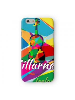 Killarney Full Wrap High Quality 3D Printed Case for Apple iPhone 6 6S Plus by Nick Greenaway
