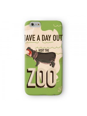 Visit the Zoo Full Wrap High Quality 3D Printed Case for Apple iPhone 7 7S Plus by Nick Greenaway