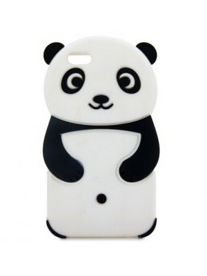 Cute Cartoon Animal Comfortable Silicone iphone 6 Plus Panda Style Protective Case Cover for iPhone 7/7 Plus 7Plus IPhone 6