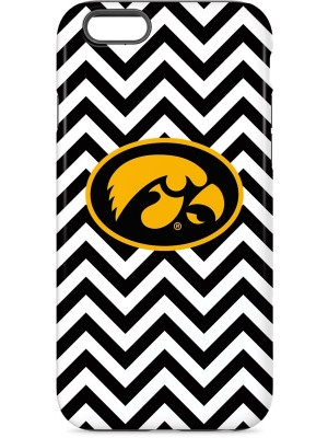 University of Iowa Chevron 3D Print Case For iPhone 6/6S