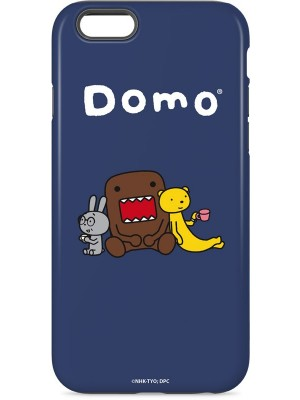 Domo and Friends 3D Print Case For iPhone 6/6S