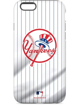 MLB New York Yankees Home Jersey 3D Print Case For iPhone 6/6S