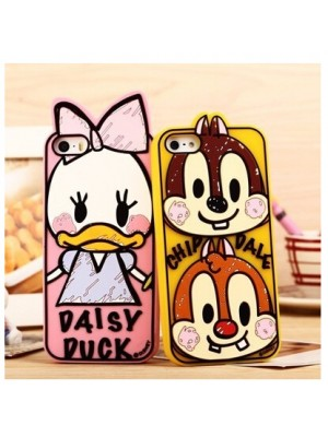 iPhone 6 6s Plus iPhone 7/7 Plus plus iPhone 7/7 Plus Duck Chip & Dale Cartoon Cases