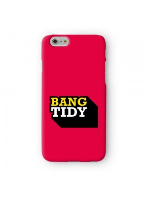 Bang Tidy Full Wrap 3D Printed Case for Apple iPhone 6 6S Plus by Chargrilled