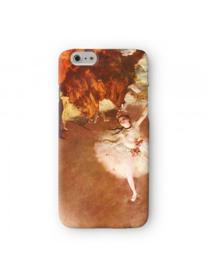 Ballerina Girl 1 by Edgar Degas Full Wrap 3D Printed Case for Apple iPhone 6 6S Plus by Painting Masterpieces