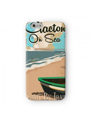 Clacton on sea Full Wrap High Quality 3D Printed Case for Apple iPhone 7 7S Plus by Nick Greenaway