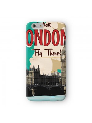London westminster Full Wrap High Quality 3D Printed Case for Apple iPhone 7 7S Plus by Nick Greenaway