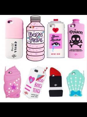 Hot Sale iPhone 7/7 Plus 7 Plus 3D Cute Lipstick Black White Cat Milk Box Silicon Soft Case Cartoon Phone Cases For iphone 6 6s Plus