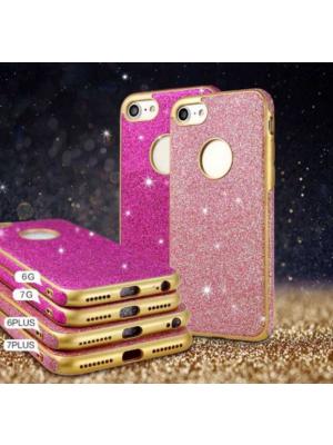 iPhone 7/7 Plus Diamond Bling Soft TPU Cases Cute Cover for iphone 6 6 Plus 7 7 Plus Glitter Cases