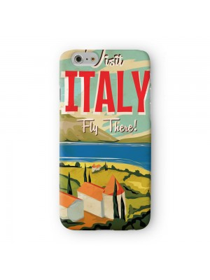 Italy 2 Full Wrap High Quality 3D Printed Case for Apple iPhone 7 7S Plus by Nick Greenaway