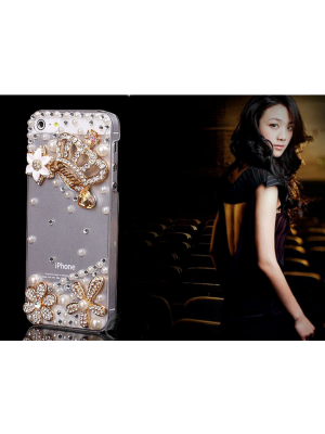 iPhone 7/7 Plus plus 3D Luxury Bling Crystal Imperial crown Diamond Phone Case Cover For iphone 5/5S 6 6S 6SPLUS Samsung Galaxy S4/S5/S6/S6 Edge Plus jeweled Rhinestone Cases