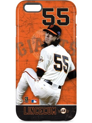 Tim Lincecum Player Action 3D Print Case For iPhone 6/6S