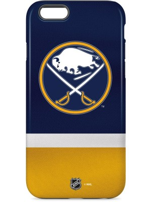 NHL Buffalo Sabres Jersey 3D Print Case For iPhone 6/6S