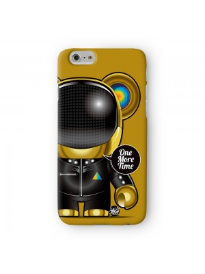 Daft Punk 01 Full Wrap 3D Printed Case for Apple iPhone 6 6S Plus by Gangtoyz