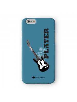 Sassy - Player - #10136 Full Wrap 3D Printed Case for Apple iPhone 7 7S Plus by Sassy Slang
