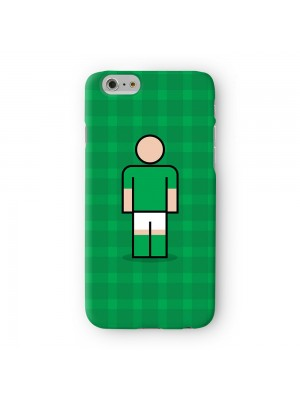 Bremen Full Wrap High Quality 3D Printed Case for Apple iPhone 6 6S Plus by Blunt Football European