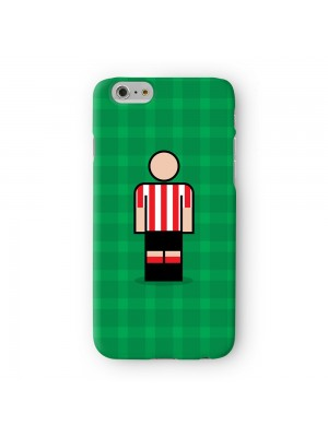 Sunderland Full Wrap High Quality 3D Printed Case for Apple iPhone 6 6S Plus by Blunt Football