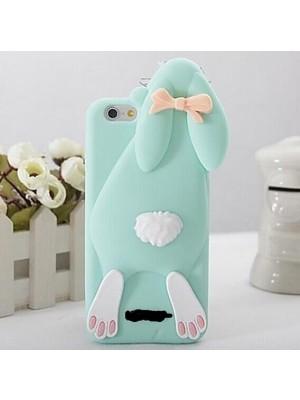 Cute iPhone 6s Plus Rabbit Cases Soft Cover Cheap For iPhone 6s iPhone 7/7 Plus 6s Plus