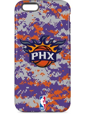 NBA Phoenix Suns Digi Camo 3D Print Case For iPhone 6/6s